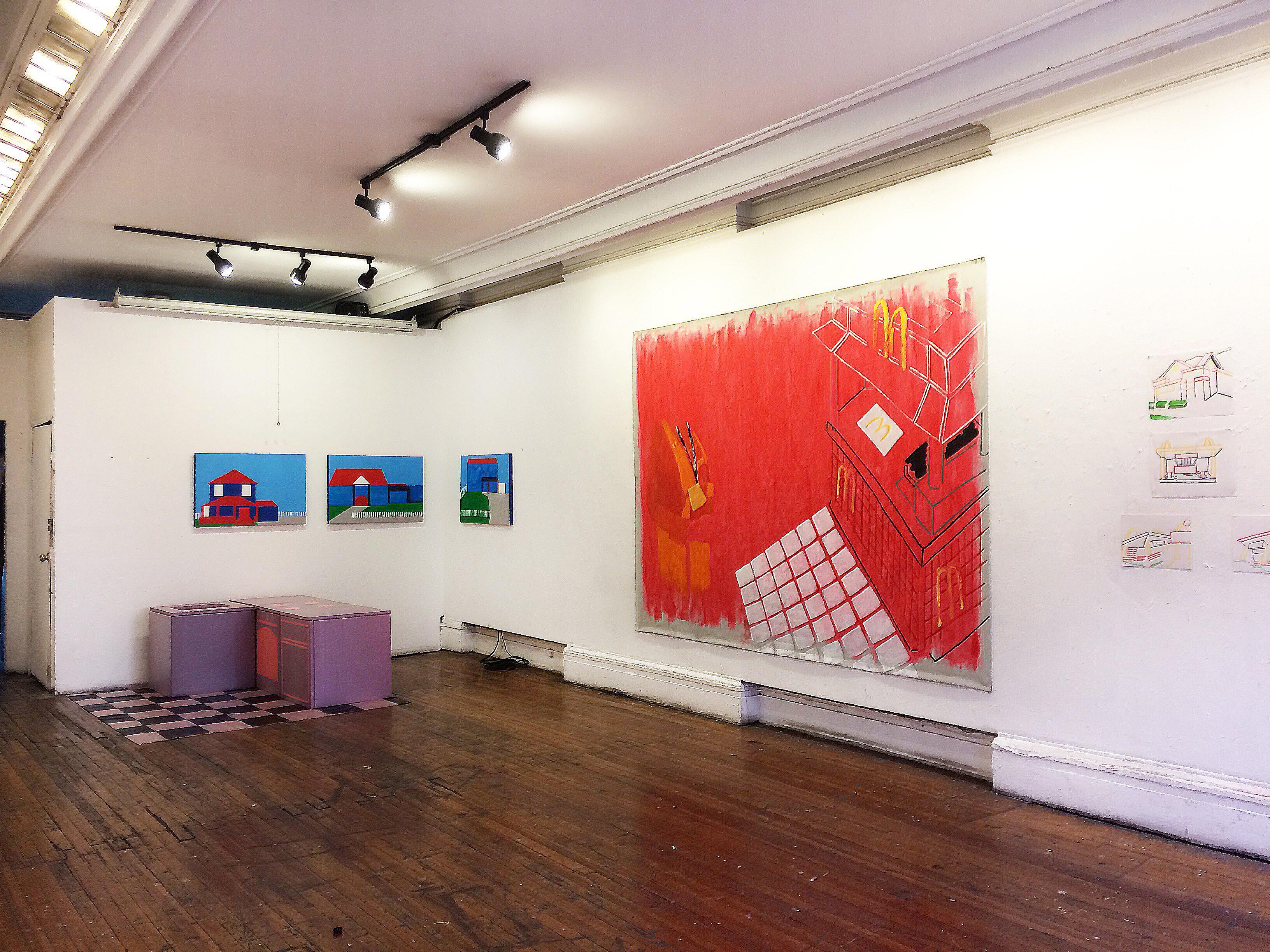 Exhibition at the New York Studio School